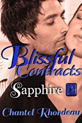 Sapphire: Blissful Contracts Kindle Edition