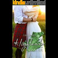 Highlander sind auch nur Männer (German Edition)