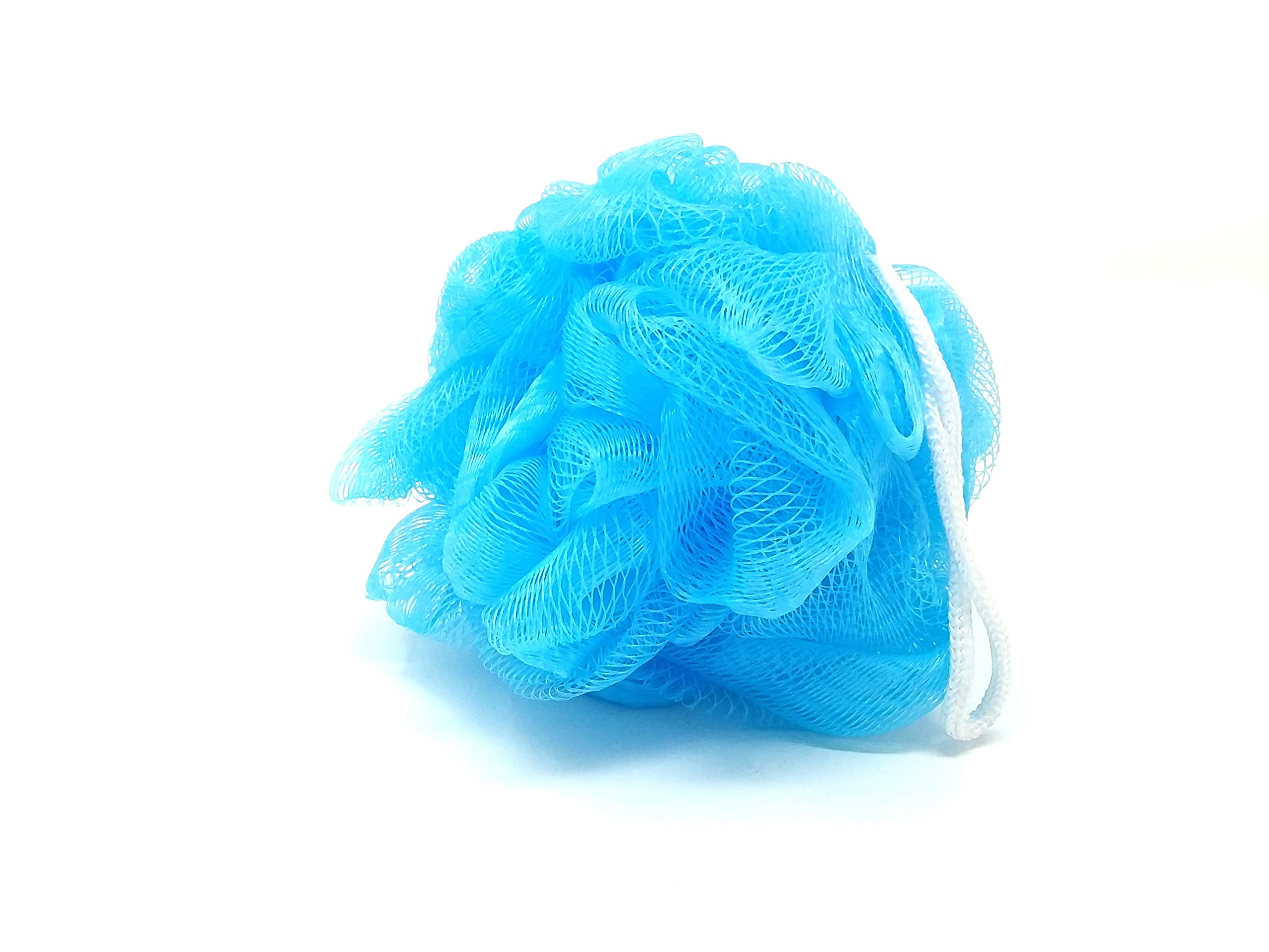 20 Bath or Shower Sponge Loofahs Pouf Large 4 inch Mesh Assorted Colors WHOLESALE BULK LOT by Chachlili (Image #2)