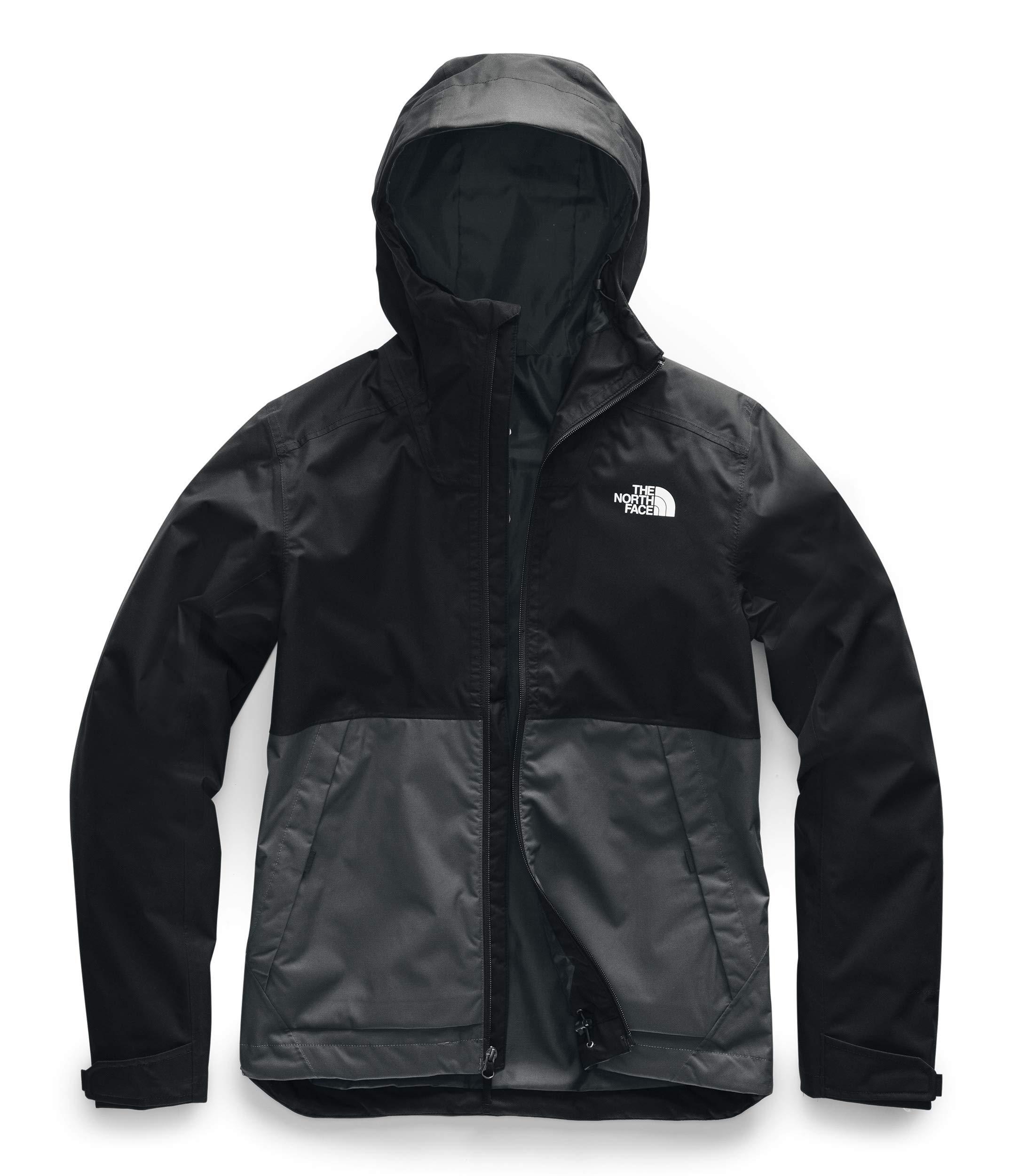 The North Face Men's Millerton Jacket Asphalt Grey by The North Face