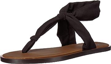 5b5c3a97e263f Sanuk Women s Yoga Sling Ella LX Flip-Flop