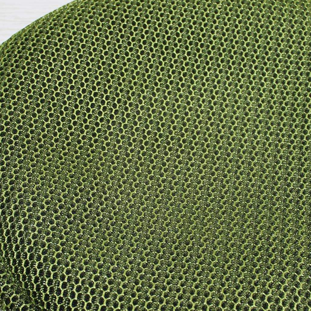 non-brand Sharplace Maison Tabouret de Bar Couvre Ronde Chaise Coussins de Si/ège Beige 35cm