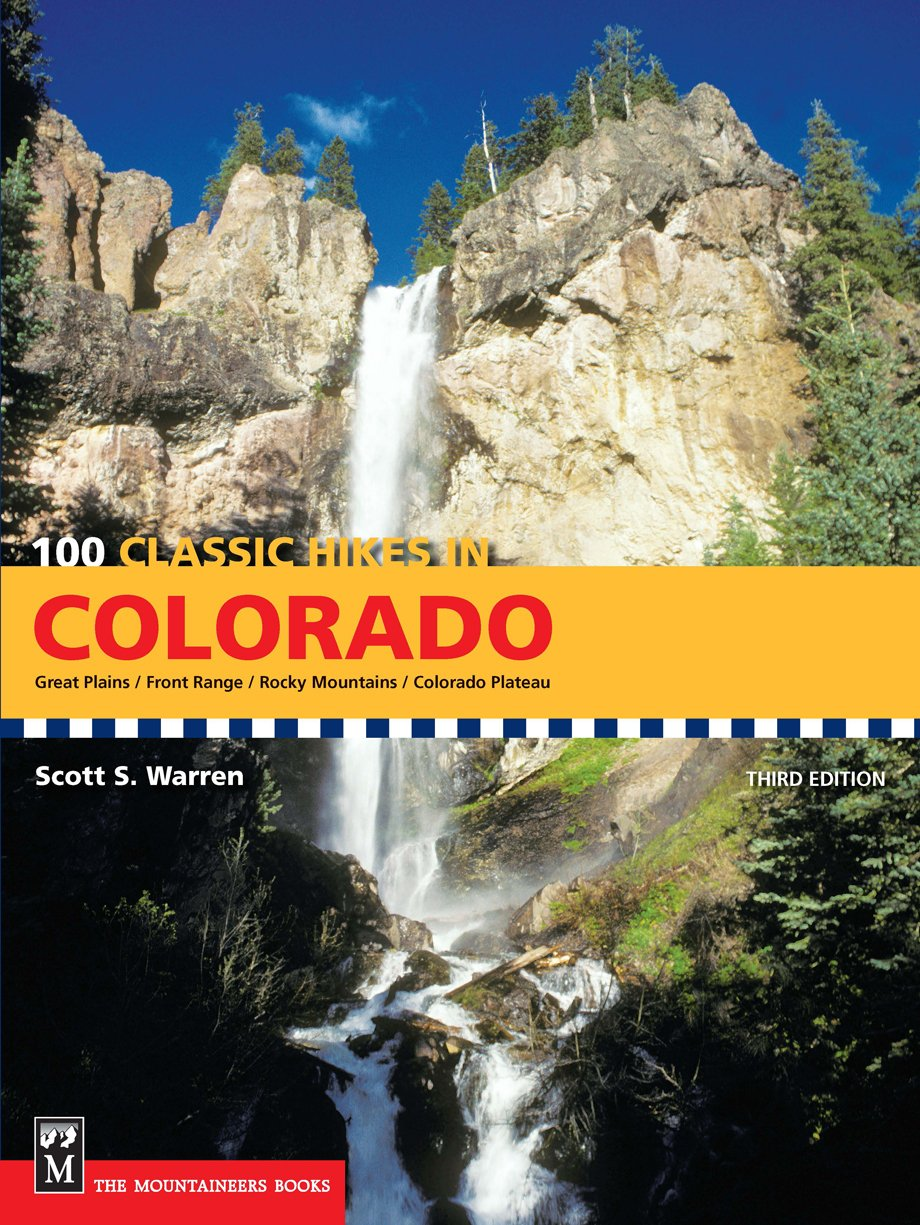 Classic Hikes Colorado Scott Warren product image