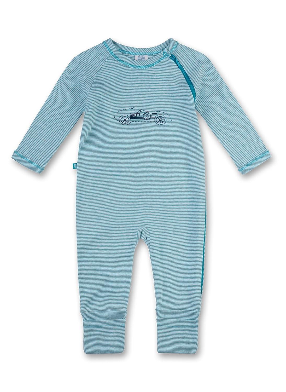 Sanetta Baby-Jungen Schlafstrampler 221356