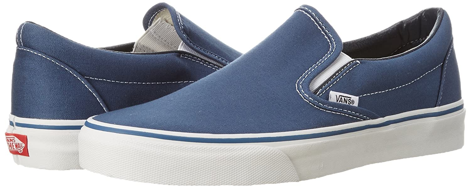 Vans Unisex Shoe Classic (Checkerboard) Slip-On Skate Shoe Unisex B000NSH6Y2 13.5 B(M) US Women / 12 D(M) US Men|Navy a1f432