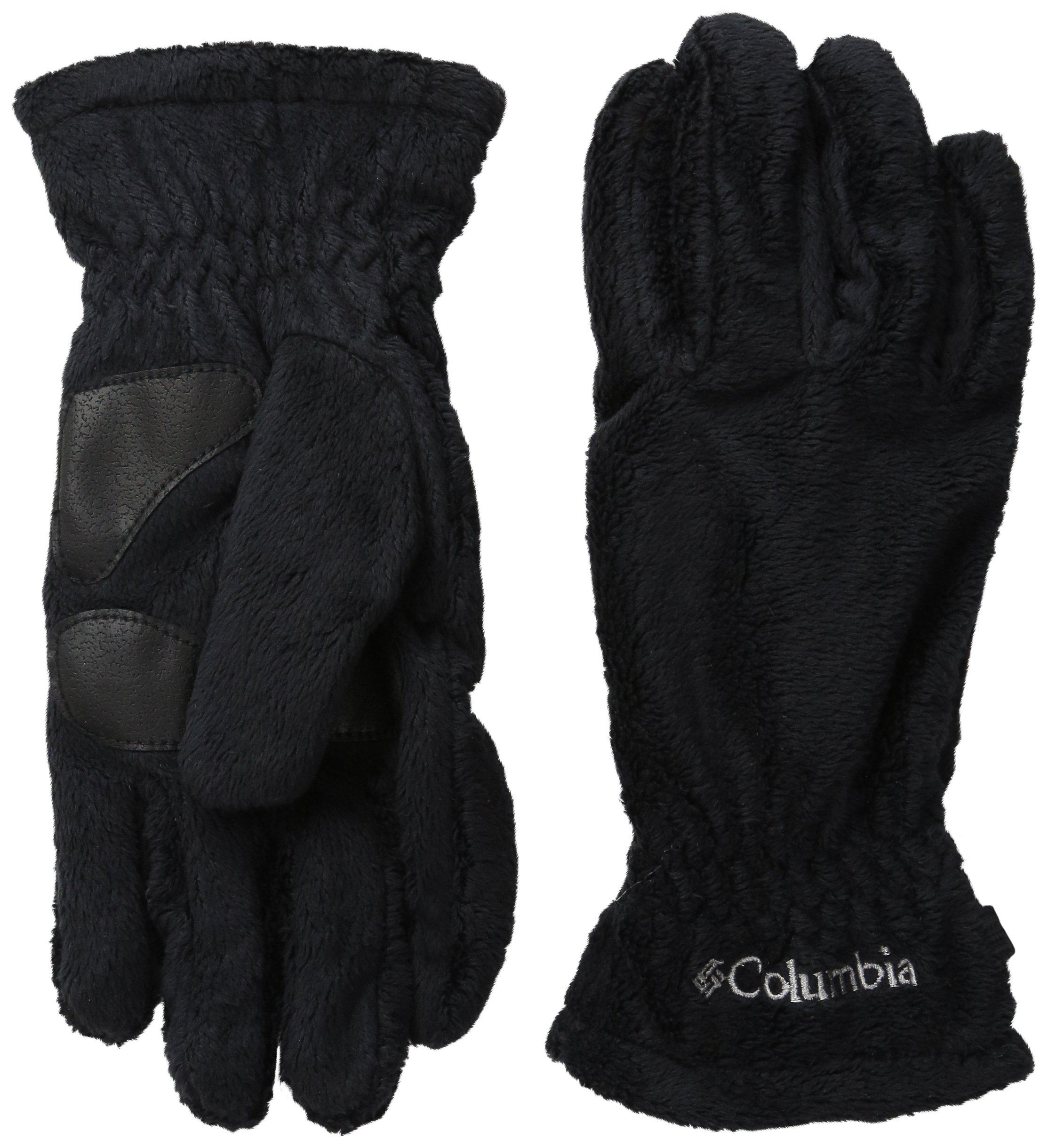 Columbia Women's Hot Dots Glove, Black, X-Large