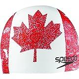 Speedo Silicone 'World Tour' Swim Cap