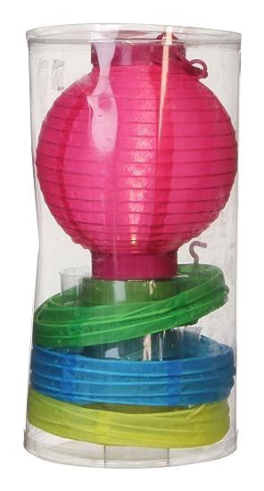 Mica Decorations 1003272 Lantern Multi Colour Amazon Co Uk Garden
