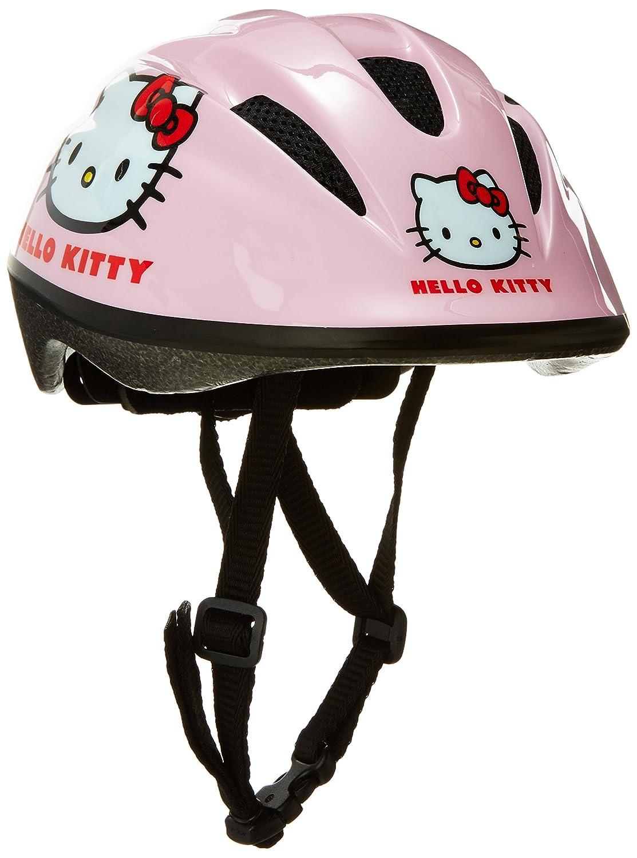 Hello Kitty 802085 - Casco infantil para bicicleta, Color rosa, Talla M (46-53 cm): Amazon.es: Deportes y aire libre