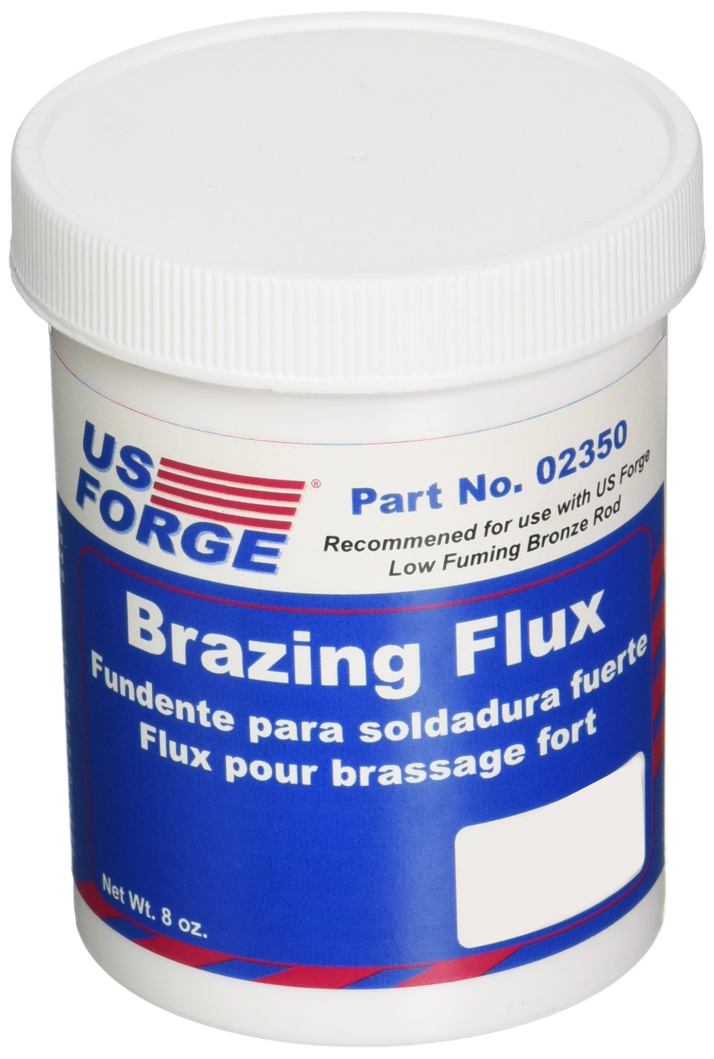US Forge 2350 Eight-Ounce Brazing Flux by US Forge