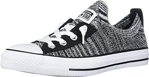 Converse Women's Chuck Taylor All Star Shoreline Knit Slip on Low Top Sneaker