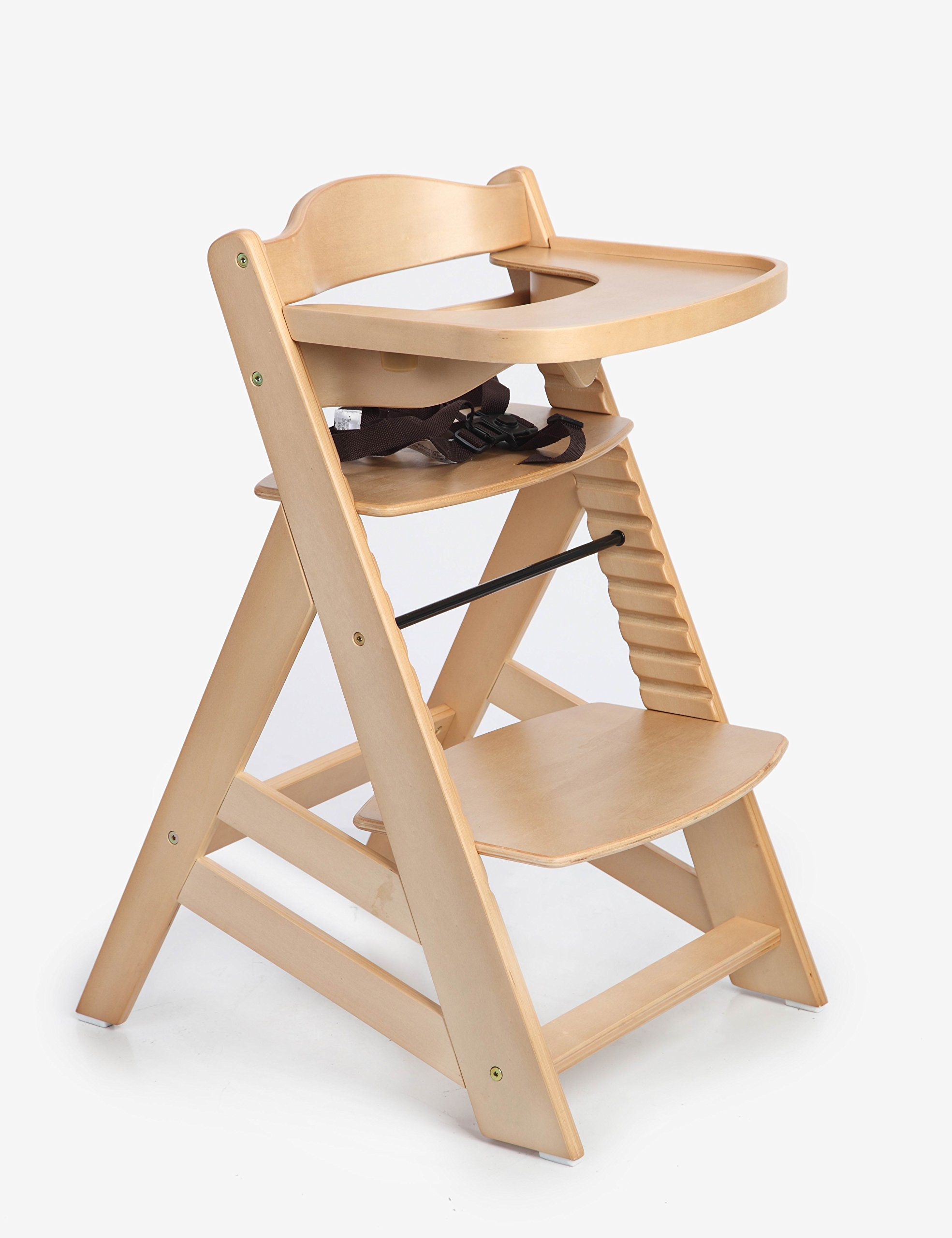 Best Deals Wooden Baby High Chair Super fers
