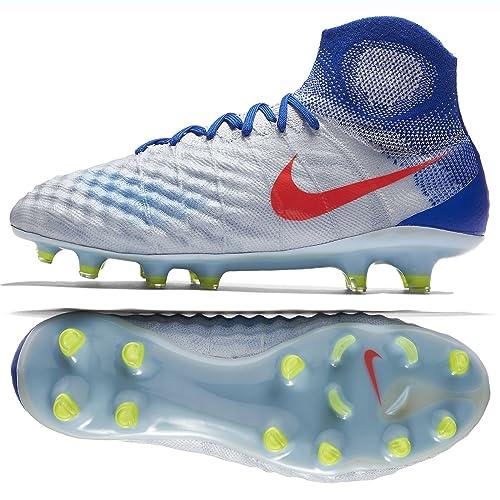 buy popular 7a175 4c50f Nike Womens Magista Obra II FG Soccer Cleats - (Pure ...