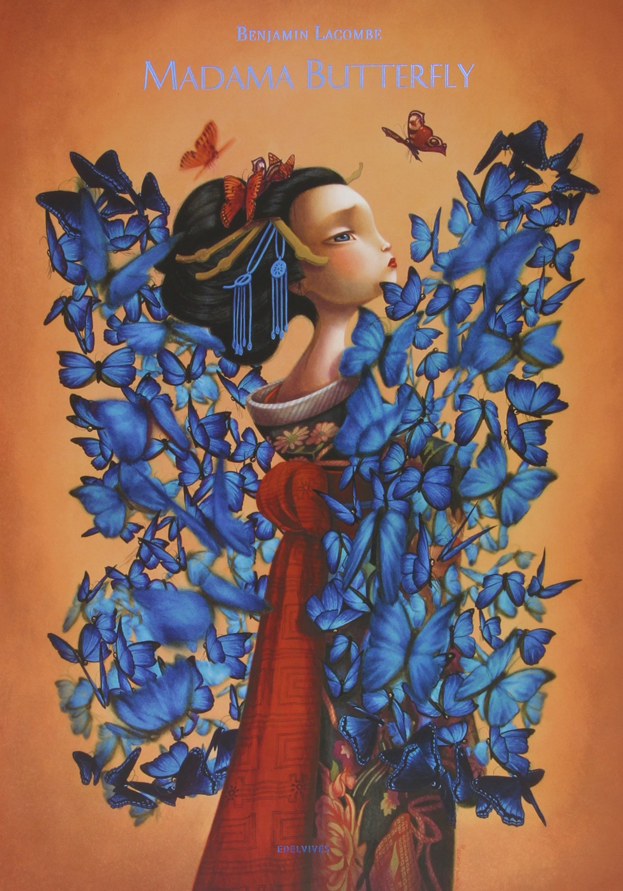 Madama Butterfly: Amazon.es: Benjamin Lacombe, Elena Gallo ...