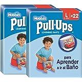 Pull-Ups Calzoncillos de aprendizaje, talla 6, niño, 44 unidades