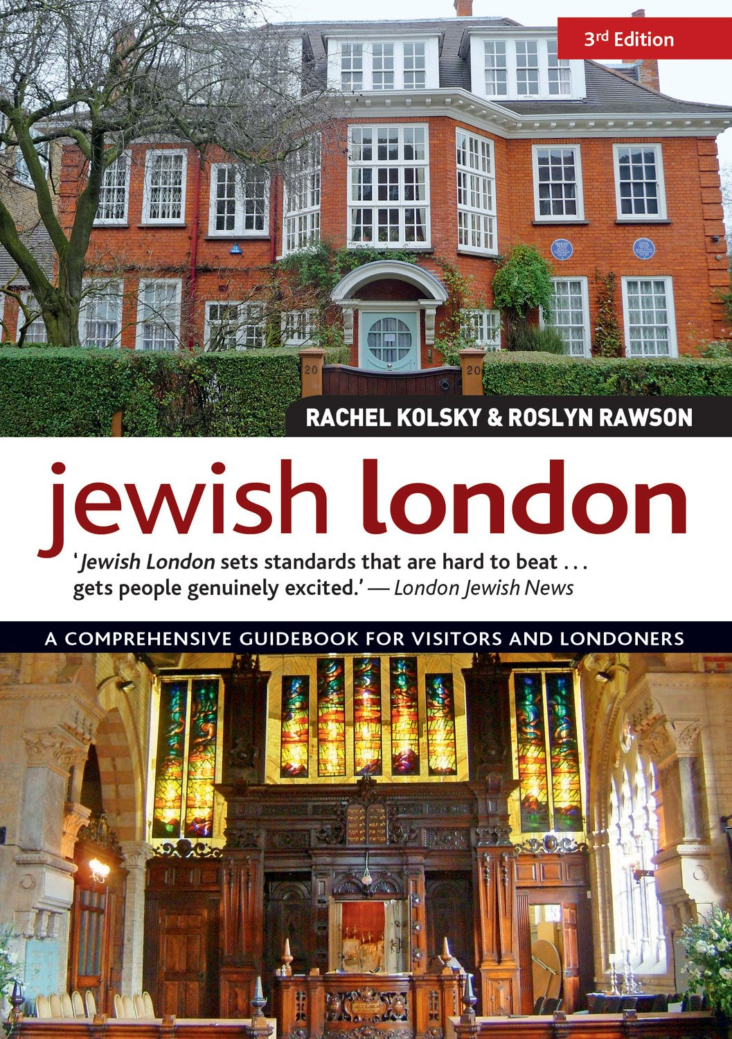 Download Jewish London, 3rd Edition: A Comprehensive Guidebook for Visitors and Londoners (IMM Lifestyle Books) Art, Synagogues, Memorials, Cafes, Walks, & Jewish History with Street Maps and Over 200 Photos pdf epub