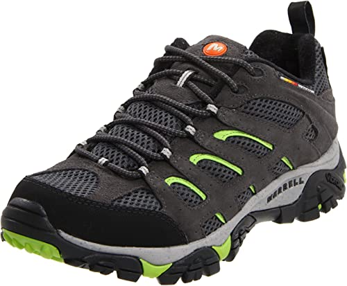 Merrell J39179 - Zapatillas de trekking y senderismo, Hombre, Gris (Granite/Kryptonite), 44: Amazon.es: Zapatos y complementos