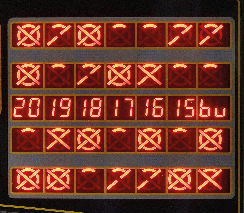 Jeu de fléchettes électronique Dartona JX2000 Tournoi Pro Cible de tournoi avec 41 jeux et plus de 200 variantes possibles 4250253428908