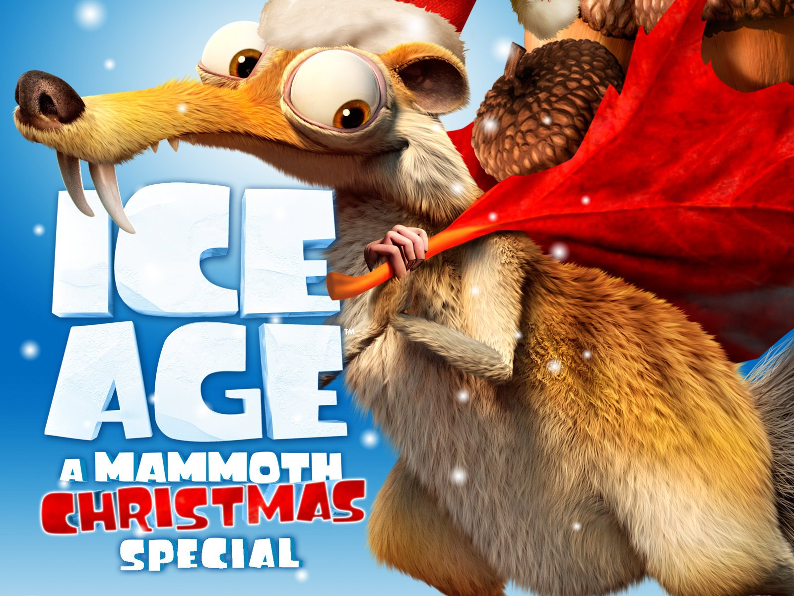 ice age a mammoth christmas full movie free