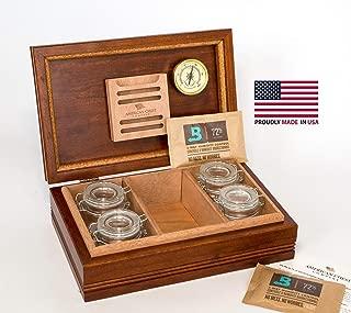 product image for American Chest Medium Amish CannBisDor Humidor