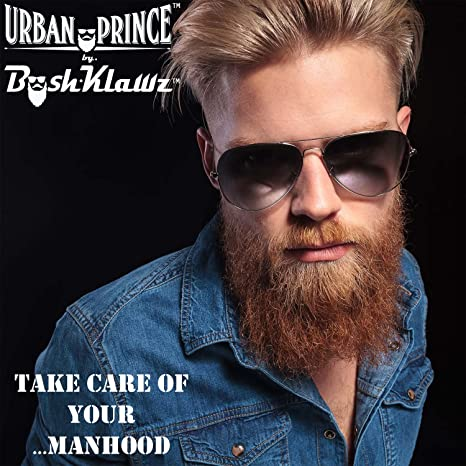Marvelous Amazon Com Urban Prince Beard Oil Conditioner And Hair Amp Beard Short Hairstyles Gunalazisus