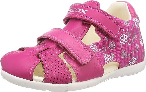 Geox Baby Mädchen B Kaytan C Sandalen: : Schuhe
