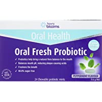 Henry Blooms Oral Fresh Probiotic 24 Chewable Tablets