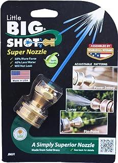Little Big Shot Super Nozzle  sc 1 st  Amazon.com & Amazon.com: Bullseye Power Nozzle: Garden u0026 Outdoor