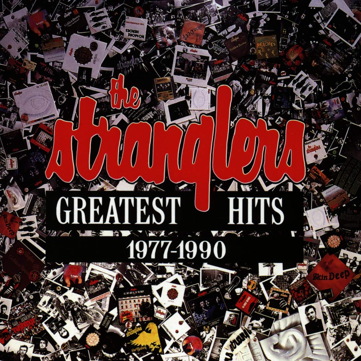 Greatest Hits 1977-1990: The Stranglers: Amazon.es: Música