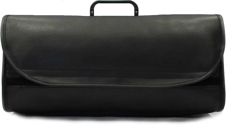 Volkswagen. Organizador para maletero y bolsa de herramientas en piel, para coche y camión