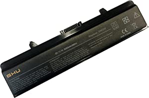 New GHU Battery 58 WHR Replacement for GW240 RN873 GP952 M911G X284G K450N Compatible with Dell Inspiron 1525 1526 1545 1440 1750 PP29L PP41L RU586 G555N 0F965N OF965N XR693 C601H D608H GW252 HP297