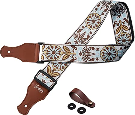 TIMBREGEAR Extreme Comfort Acoustic Guitar Strap