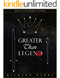 Greater than Legend (Cerebral Network Book 2)