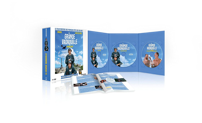 La Grande Vadrouille Edition Prestige 4K 22/11/16 81kV91Pc18L._SL1500_