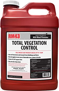 RM43 2.5 Gallons Pre & Post-Emergent Weed And Brush Killer