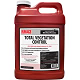 RM43 43-Percent Glyphosate Plus Weed Preventer Total Vegetation Control, 2.5-Gallon