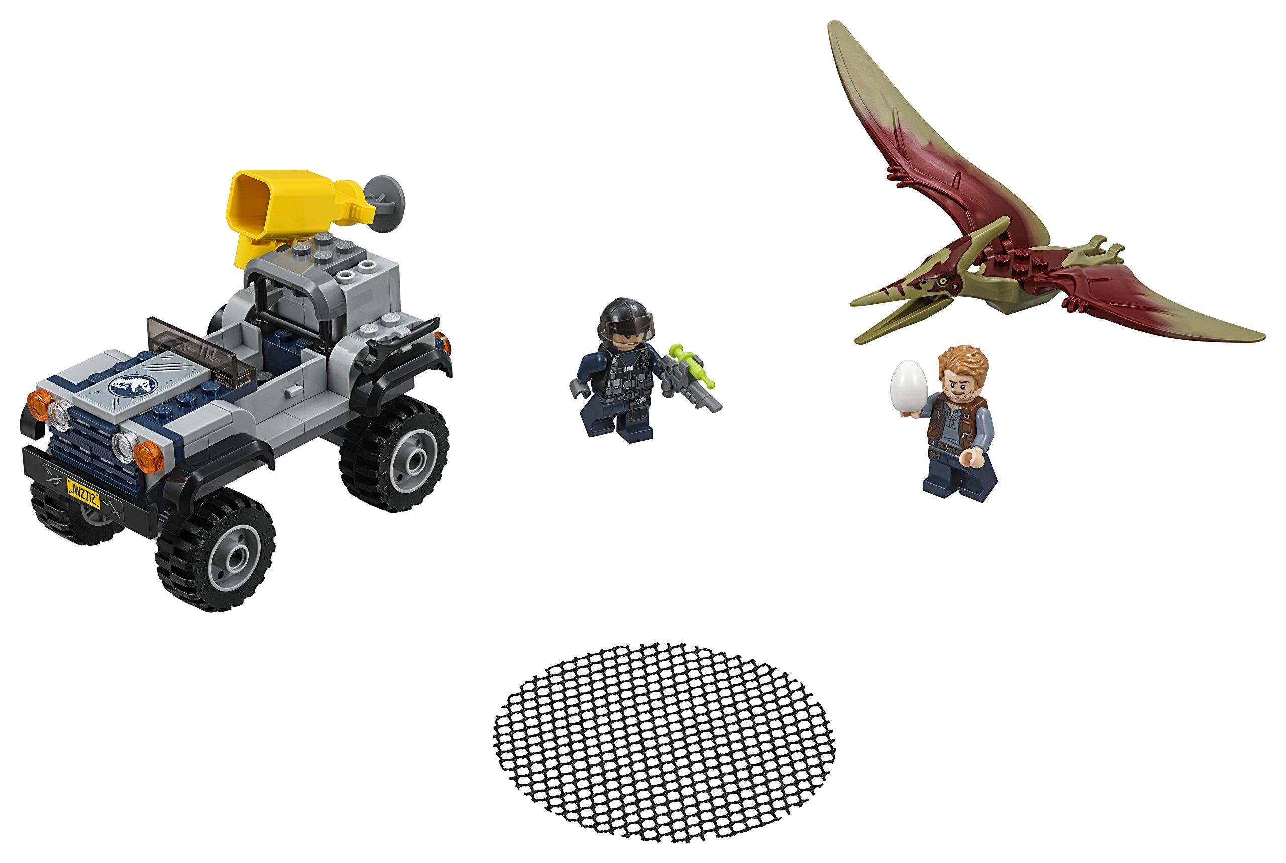 LEGO Jurassic World Pteranodon Chase 75926 Building Kit (126 Piece) by LEGO (Image #2)