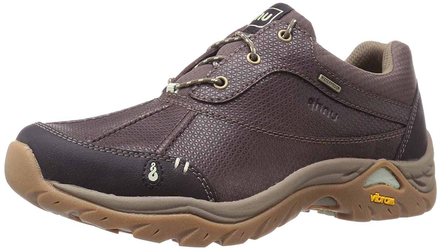 Ahnu Women's Calaveras Waterproof Hiking Shoe B018VLT2J4 9 M US|Cortado