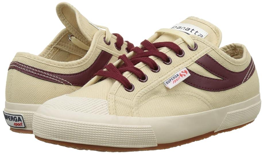 Superga Men's Cotu Panatta Men's Beige Sneaker In Size 43 Beige s6cPqL