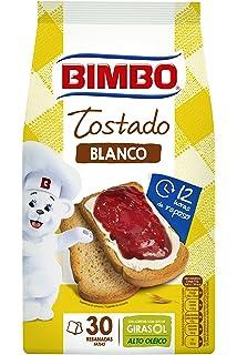 Bimbo - Pan Tostado Tradicional, 30 Rebanadas, 270 g