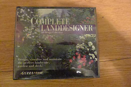 Amazon Sierra Home Complete Landsingner 48d Design Collection Interesting Garden Design Games Collection