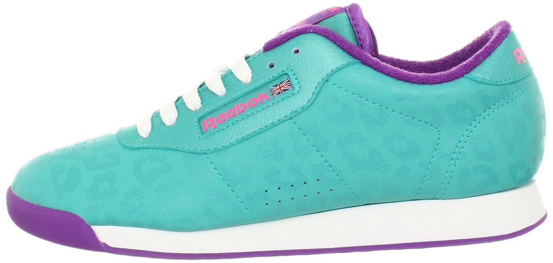 Reebok Womens Princess Sneaker