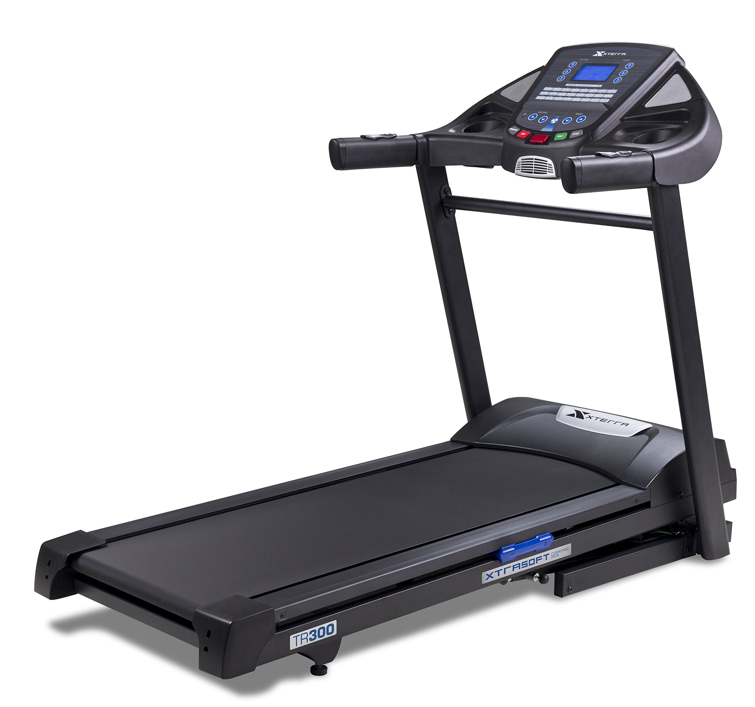 XTERRA Fitness TR300 Folding Treadmill by XTERRA Fitness
