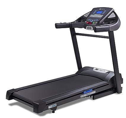 amazon com xterra fitness tr300 folding treadmill sports & outdoors  smooth treadmill incline motor wiring diagram #6