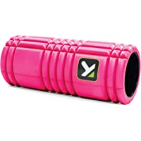 "TriggerPoint GRID Foam Roller with Free Online Instructional Videos, Original (13""), Pink"