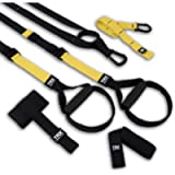 TRX PRO3 Suspension Trainer System Design & Durability  Includes Three Anchor Solutions, 8 Video Workouts & 8-Week…