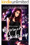 Welcome to Nevermore Bookshop: steamy paranormal mystery series, books 1-3