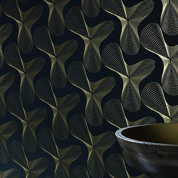 Karim Rashid 52016 Papier Peint Design Tissu Non Tisse Style Retro