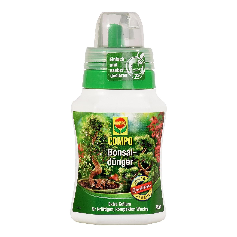 Compo 1200612004 Bonsai Fertiliser, 250 ml