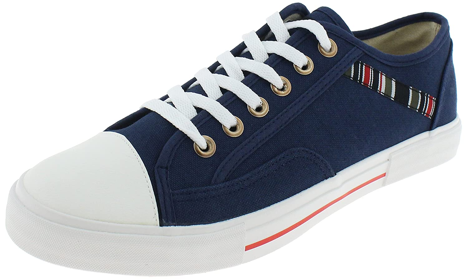 Triple Five Soul Hombre Brooklyn Brooklyn Brooklyn Low Top Tenis Navy 13 733ac2